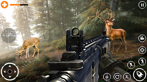 Wild Animal Hunter offline 2020 screenshots 5