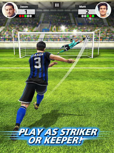 Football Strike - Multiplayer Soccer goodtube screenshots 14