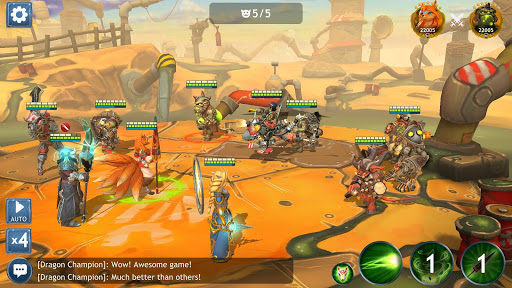 Dragon Champions 1.4.3 screenshots 8