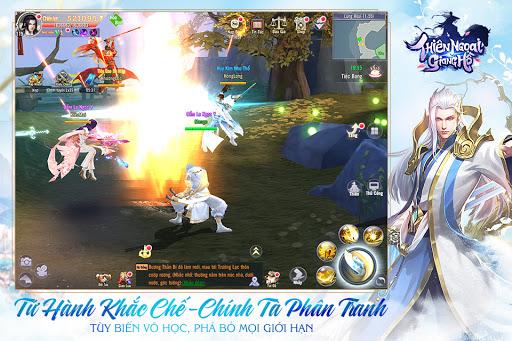 Thiu00ean Ngou1ea1i Giang Hu1ed3 - Thien Ngoai Giang Ho apktram screenshots 2