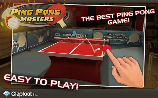 Ping Pong Masters 1.1.4 Screenshots 11