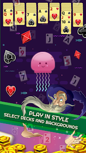 Solitaire - Offline Card Games Free Screenshot