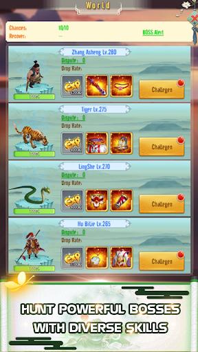 Legend Of Five Greats  screenshots 4