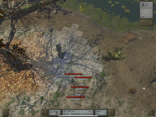 ATOM RPG apktram screenshots 15