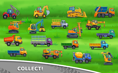 Image For Truck games for kids - build a house, car wash Versi 7.3.4 5