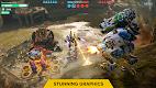 screenshot of War Robots. 6v6 Tactical Multiplayer Battles