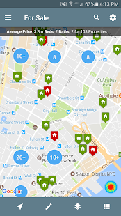 Millions Mapped Real Estate