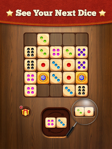 Woody Dice Merge Puzzle  screenshots 14