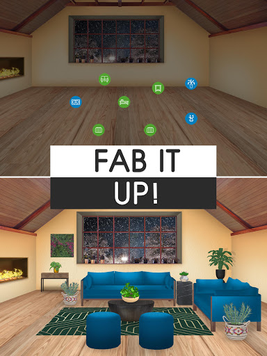 Home Makeover: Decorating Games & House Design Apkfinish screenshots 14