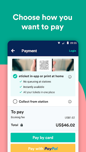 Trainline - Buy cheap European train & bus tickets apktram screenshots 6