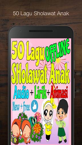 Lagu Anak Muslim & Sholawat Nabi modiapk screenshots 1