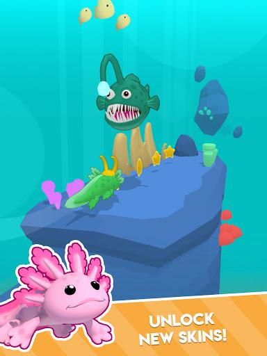 Axolotl Rush apkdebit screenshots 8