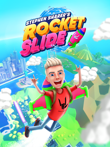 Stephen Shareru2019s Rocket Slide screenshots 8