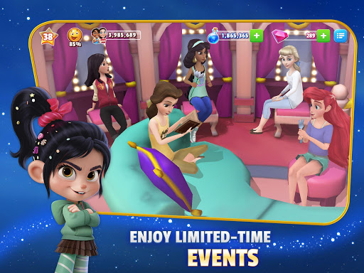 Disney Magic Kingdoms: Build Your Own Magical Park 5.5.0l screenshots 10