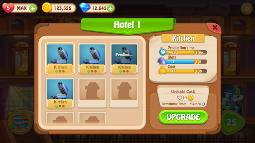Dream Hotel: Hotel Manager Simulation games 0.3.4 screenshots 6