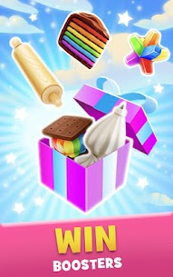 Cookie Jam Match 3 Mod Apk  Connect 3 (Unlimited Money + Lives) 4
