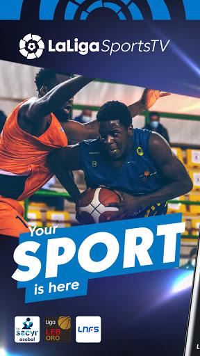 LaLiga Sports TV - Live Sports Streaming & Videos 7.13.0 screenshots 1