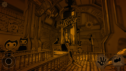 Bendy and the Ink Machine  screenshots 3