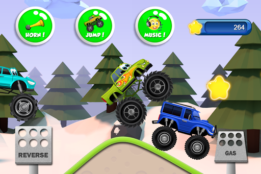 Monster Trucks Game for Kids 2 2.7.3 screenshots 6