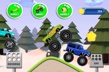 Monster Trucks Apk Game for Kids 2 Download 6