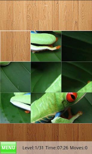 Frogs Jigsaw Puzzles  screenshots 1
