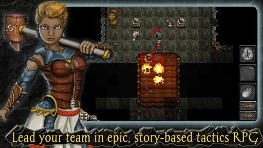 Heroes of Steel RPG Elite screenshots 3