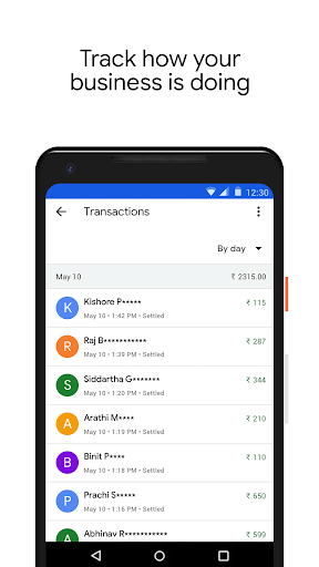 Google Pay for Business screenshots 3