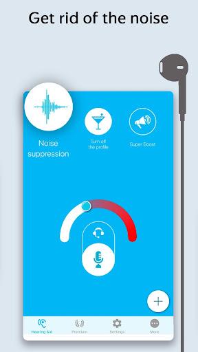 Petralex Hearing Aid App  Screenshots 3