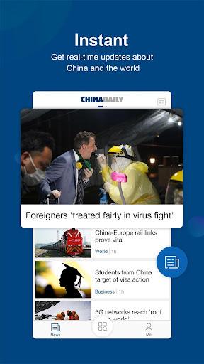 CHINA DAILY - u4e2du56fdu65e5u62a5  screenshots 1