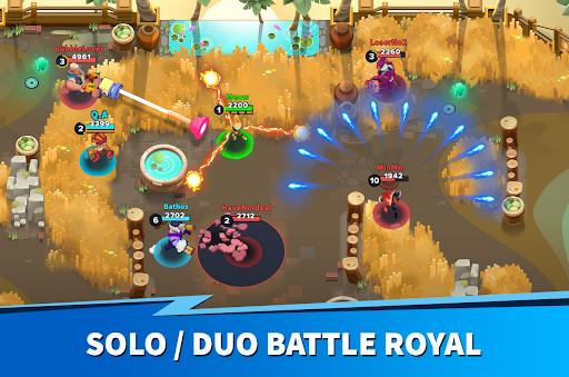 Heroes Strike - Modern Moba & Battle Royale  screenshots 8