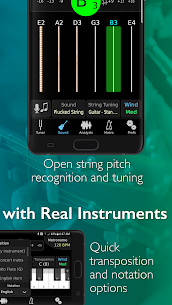 TonalEnergy Tuner and Metronome APK [PAID] Download 4