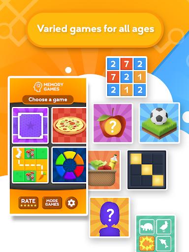 Train your Brain - Memory Games 2.6.9 screenshots 3