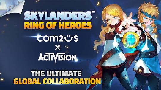 Skylanders Ring of Heroes APK MOD HACK (Dinero) 1