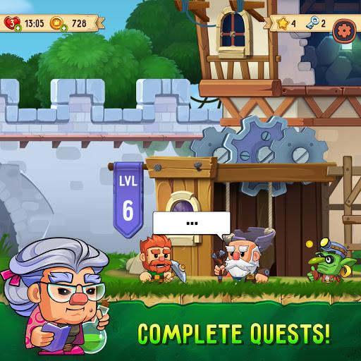 Dig Out! - Gold Digger Adventure goodtube screenshots 19