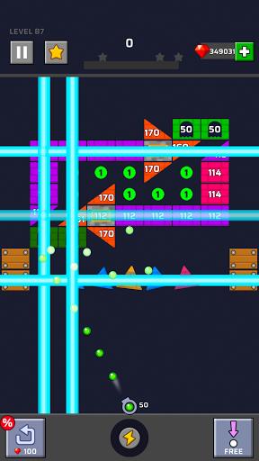 Brick Out - Shoot the ball filehippodl screenshot 4