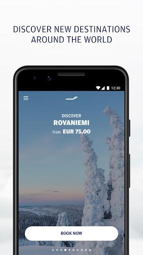 Finnair screenshot 5