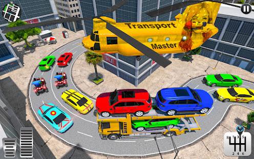 Crazy Car Transport Truck:New Offroad Driving Game 1.32 Screenshots 22