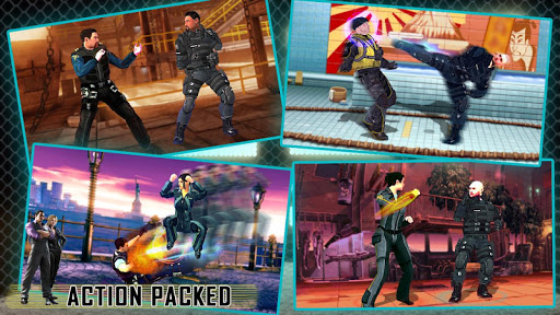 Army Battlefield Kung Fu New Fighting Games 2020 1.3 screenshots 15