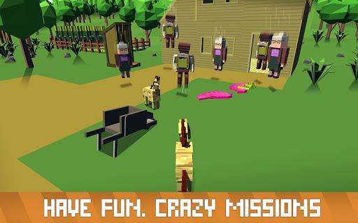 Blocky Horse Simulator 2.0 screenshots 2