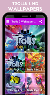 Trolls 2 Wallpapers HD For Pc- Download And Install  (Windows 7, 8, 10 And Mac) 2