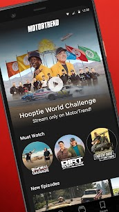 MotorTrend  Stream Roadkill, Top Gear, and more! Apk Download 2