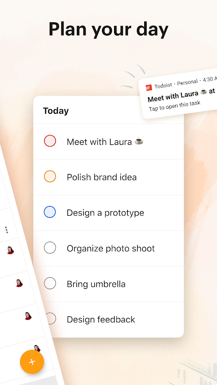 Todoist: To-Do List, Tasks & Reminders  poster 1