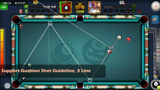 Aim Assist for Ball Pool 2