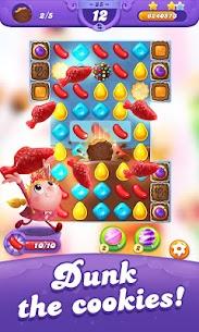 Tải Candy Crush Friends Saga MOD APK 1.57.4 (sống / di chuyển) 3