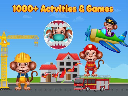 Zoolingo - Preschool Learning Games For Toddler  screenshots 9