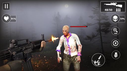 Dead Walk City : Zombie Shooting Game apkdebit screenshots 6