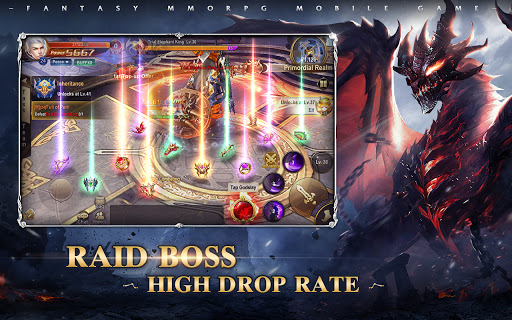 Rebirth of Chaos: Eternal saga apkpoly screenshots 3