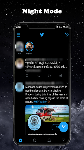 Dark Mode for Whatapp modavailable screenshots 8