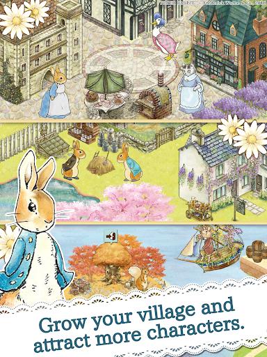 Peter Rabbit -Hidden World- 3.0.10 screenshots 10