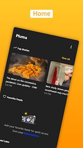 Pluma RSS Reader PRO MOD APK 1